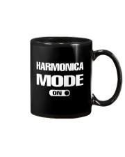 FUNNY DESIGN FOR HARMONICA PLAYERS Mug thumbnail
