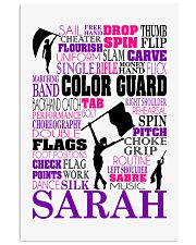 AWESOME POSTER FOR MARCHING BAND LOVERS 24x36 Poster front