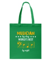 FUNNY TSHIRT FOR MUSICIAN MUSIC TEACHER ORCHESTRA Tote Bag thumbnail
