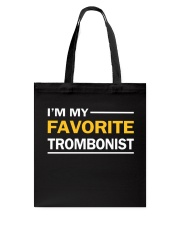 FUNNY DESIGN FOR TROMBONE PLAYERS Tote Bag thumbnail