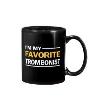 FUNNY DESIGN FOR TROMBONE PLAYERS Mug thumbnail