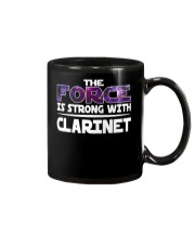 FUNNY DESIGN FOR CLARINET PLAYERS Mug thumbnail
