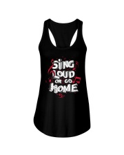 NOT SOLD IN ANY STORE Ladies Flowy Tank thumbnail
