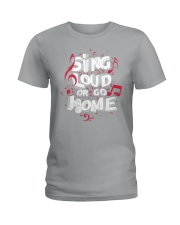 NOT SOLD IN ANY STORE Ladies T-Shirt thumbnail