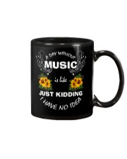 I'M NAPPING FUNNY MUSIC TSHIRT FOR MUSICIAN Mug tile