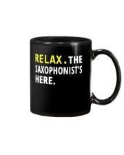 FUNNY SAX TSHIRT FOR SAXOPHONE PLAYER Mug thumbnail
