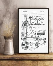 MUST HAVE FOR DRUMMERS 11x17 Poster lifestyle-poster-3