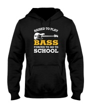 FUNNY BASS GUITAR TSHIRT FOR BASSIST Hooded Sweatshirt thumbnail