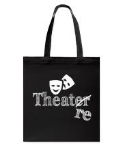 THEATRE THEATER MUSICALS MUSICAL TSHIRT Tote Bag thumbnail