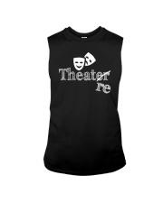THEATRE THEATER MUSICALS MUSICAL TSHIRT Sleeveless Tee thumbnail