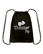 THEATRE THEATER MUSICALS MUSICAL TSHIRT Drawstring Bag thumbnail
