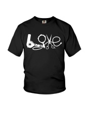 7DK-Hairstylist Love Youth T-Shirt tile