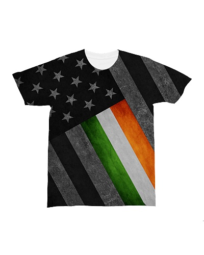PVT - Irish flag US Full Print