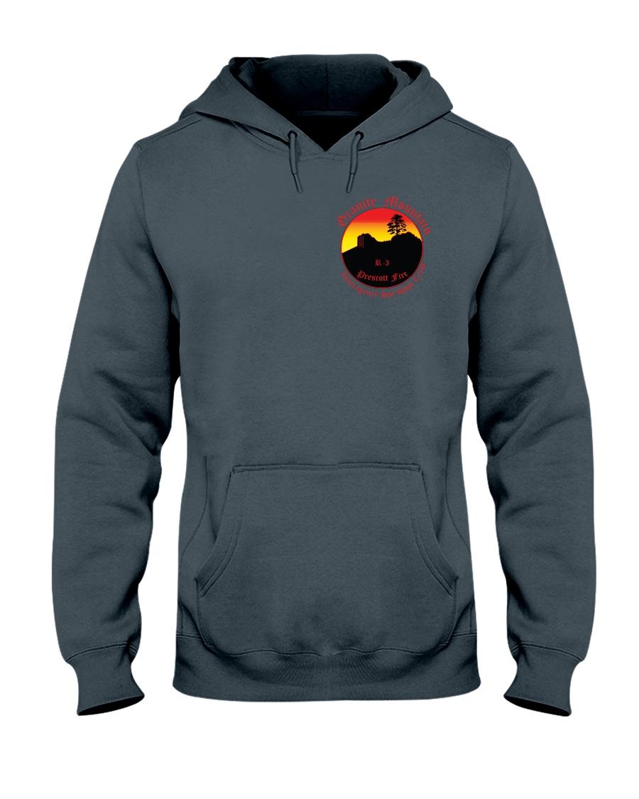 The Granite Mountain Hotshots Crew Hooded Sweatshirt