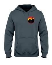 The Granite Mountain Hotshots Crew Hooded Sweatshirt front