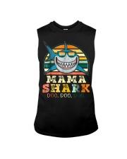 Mama Shark Shirt Sleeveless Tee thumbnail