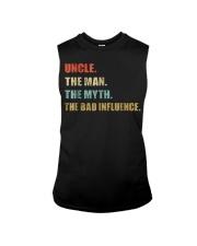Uncle the man the myth the bad influence T Shirt Sleeveless Tee thumbnail