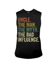Uncle the man the myth the bad influence Tee Shirt Sleeveless Tee thumbnail