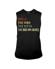 Uncle the man the myth the bad influence TShirts Sleeveless Tee thumbnail