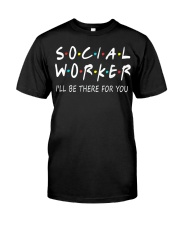 Social Worker T-Shirts Classic T-Shirt front