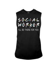 Social Worker T-Shirts Sleeveless Tee tile
