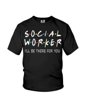 Social Worker T-Shirts Youth T-Shirt tile