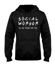 Social Worker T-Shirts Hooded Sweatshirt thumbnail
