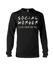 Social Worker T-Shirts Long Sleeve Tee tile