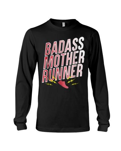 Badass Mother Runner Mom Training Gift