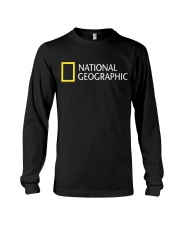 National Geographic MerCH OFFICIAL  TSHIRT HOODIE Long Sleeve Tee thumbnail