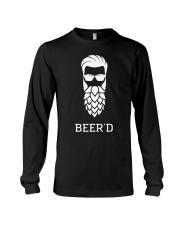 Beer'd Hop Beard for Beer Drin Long Sleeve Tee thumbnail
