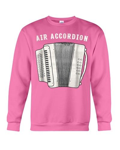 Air Accordion T Shirt - Funny M