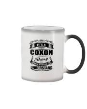 COXON perfect Birthday gift Tee Color Changing Mug thumbnail