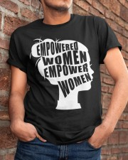 Feminist Empowered Women Classic T-Shirt apparel-classic-tshirt-lifestyle-26