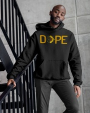 Dope Cannabis Hooded Sweatshirt apparel-hooded-sweatshirt-lifestyle-front-10