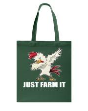 JUST FARM IT TSHIRT Tote Bag thumbnail