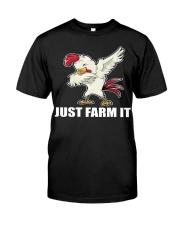 JUST FARM IT TSHIRT Classic T-Shirt thumbnail