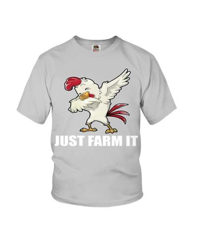JUST FARM IT TSHIRT