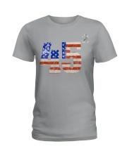 45 Squared Trump 2020 Second Term USA Vintage Ladies T-Shirt thumbnail