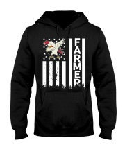 Farmer USA Flag Farming Apparel Gift Tshirt Hooded Sweatshirt thumbnail