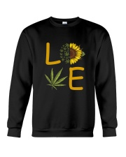 Love Cannabis TShirt Crewneck Sweatshirt tile