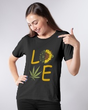 Love Cannabis TShirt Ladies T-Shirt apparel-ladies-t-shirt-lifestyle-front-09