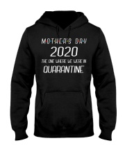 mother day  Hooded Sweatshirt front