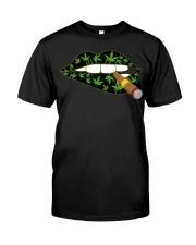 Love cigar Cannabis Classic T-Shirt thumbnail