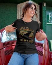 Irish By Blood American By Birth Patriot By Choice Ladies T-Shirt apparel-ladies-t-shirt-lifestyle-01