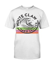 White Claw Classic T-Shirt front