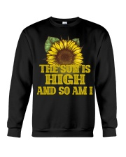 The Sun Is High Crewneck Sweatshirt thumbnail