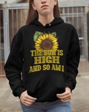 The Sun Is High Hooded Sweatshirt apparel-hooded-sweatshirt-lifestyle-07