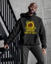 The Sun Is High Hooded Sweatshirt apparel-hooded-sweatshirt-lifestyle-front-10