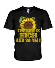 The Sun Is High V-Neck T-Shirt thumbnail